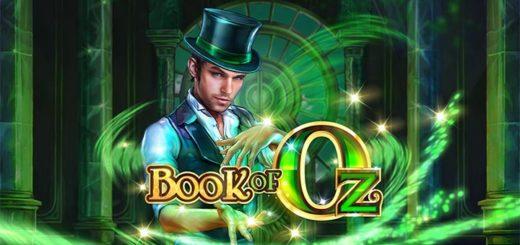 Teeni Ninja Casino Eesti mängus Book of Oz kuni 500 tasuta spinni