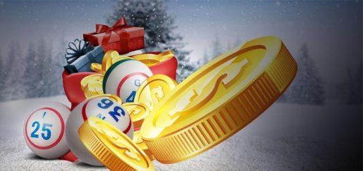 Unibet Bingo jõuluvana rahasadu 2018 - loosis €25 000 pärisraha