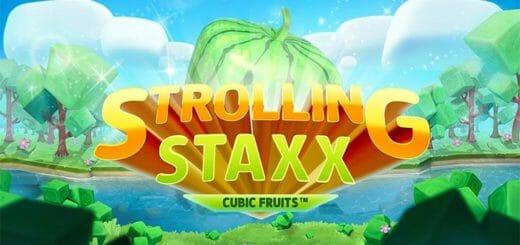 Betsafe kasiino uues slotimängus Strolling Staxx tasuta spinnid