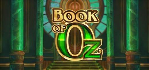 Kingswin kasiinos neljapäeval mängus Book of Oz tasuta spinnid