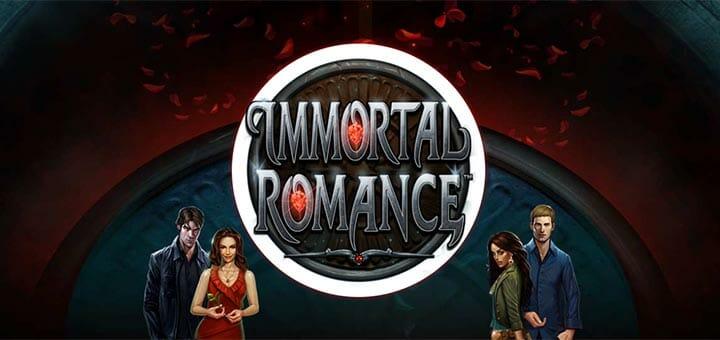 Mängi Paf kasiinos Immortal Romance slotikal ja võida pärisraha