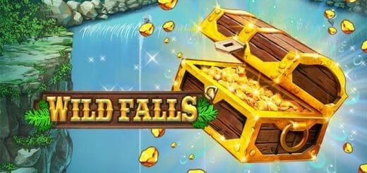 Maria Casino's toimub slotimängu Wild Falls turniir - võida ühe keerutusega kuni €3000 lisaraha