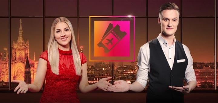 Maria Live Casino loos - võida luksuslik puhkus Milaanos või €500 pärisraha