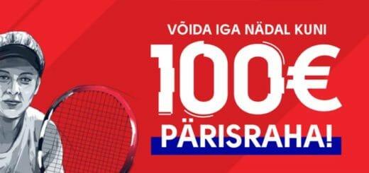 OlyBet Sport kuumad päevapakkumised 2019. aastal - võida iga nädal lisaraha