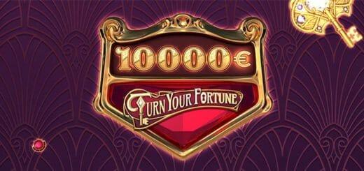 Optibet kasiino slotimängude megaturniir - VIP punktide kogujate vahel jagatakse ära €10 000 ja tasuta spinnid