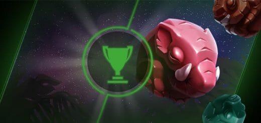 Unibet kasiino Divine Dreams õnneliku keerutuse slotiturniir - võida ühe keerutusega kuni €3000 lisaraha