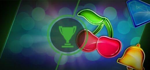 Unibet kasiino legendaarsete slotimängude Lucky Spin turniir - võida ühe keerutusega kuni €3000 lisraha