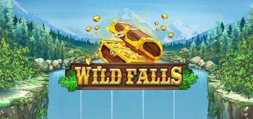 Wild Falls tasuta spinnid ja €10 000 loos Paf kasiinos