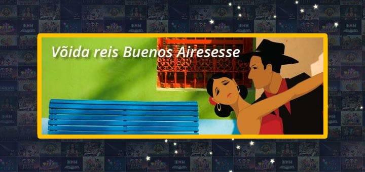 Chanz Casino Buenos Airese märkide kogumise kampaania - tasuta spinnid ja €1000 reisiraha loos