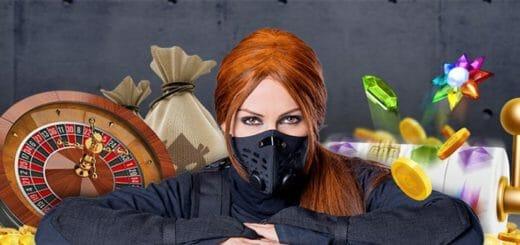 Ninja kasiinos toimub igal neljapäeval ja pühapäeval €1500 rahasadu