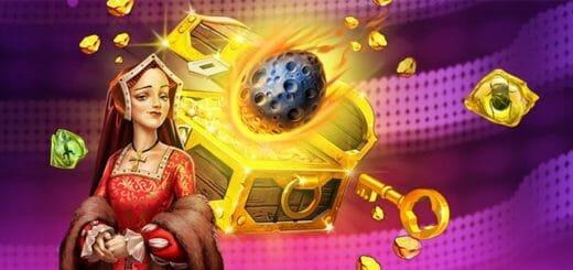 Optibet kasiino Play'N'GO punktiralli - iganädal auhinnafondis €5000