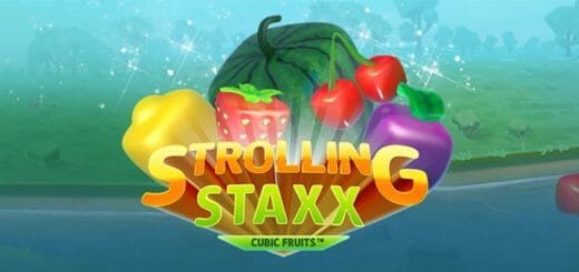 Optibet kasiino Strolling Staxx boonuskoodiga boonus ja tasuta spinnid