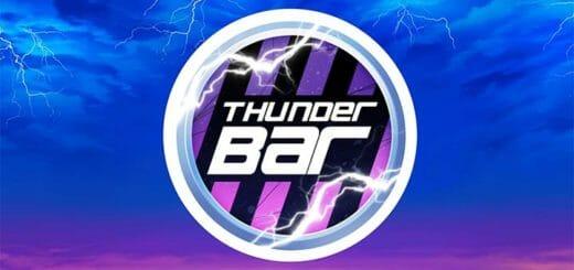 Paf mängustuudio slotikal Thunderbar kõigile iga päev tasuta spinnid