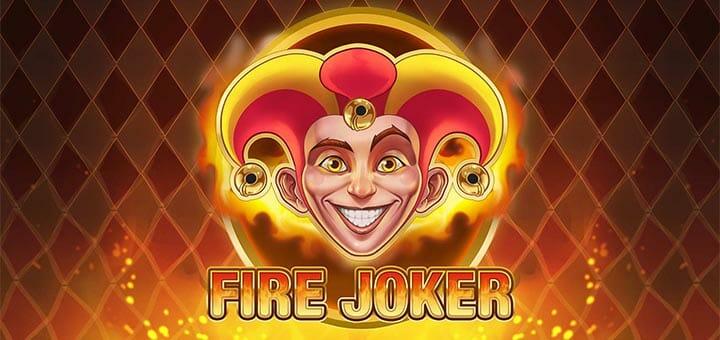Paf slotimängus Fire Joker tasuta spinnid ja €10 000 rahaloos