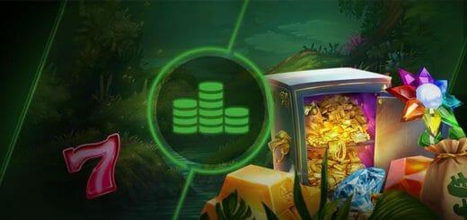 Unibet kasiino slotimängudes toimub €20 000 rahaloos