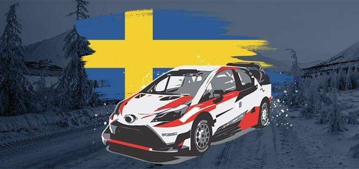 WRC 2019 Rootsi ralli riskivabad panused kihlveokontoris Optibet