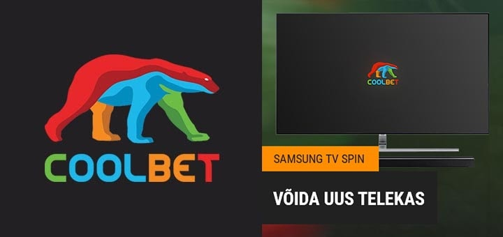 Coolbet Samsung TV Spin