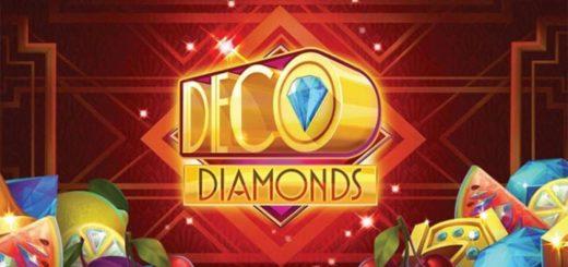 Deco Diamonds tasuta spinnid Ninja kasiinos