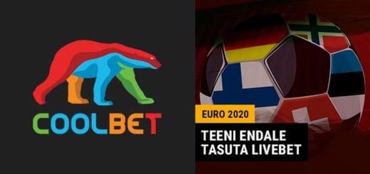 EURO 2020 valikturniiri ja FIFA sõpruskohtumiste tasuta live panus Coolbet'is
