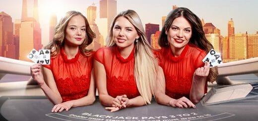 Maria Casino naistepäeva Blackjacki väljakutse - võida kuni €2000 lisaraha