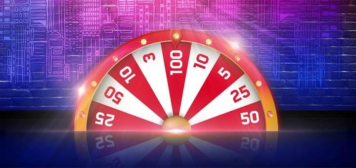 Maria Casino tasuta spinnide õnneratas - saa iga päev kuni 100 tasuta keerutust
