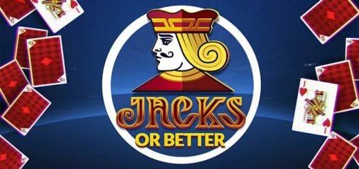 Paf kasiino klassikalises videopokkeris Jacks or Better kõigile tasuta mänguvoorud