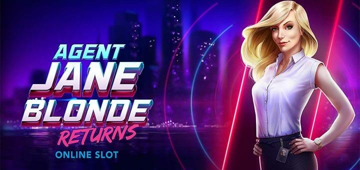 Paf kasiino uues slotimängus Agent Jane Blonde Returns igapäevased rahaloosid