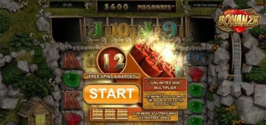 Tasuta keerutuste Bonanza Ninja kasiinos - saa ülesande täitmisel 50 tasuta spinni