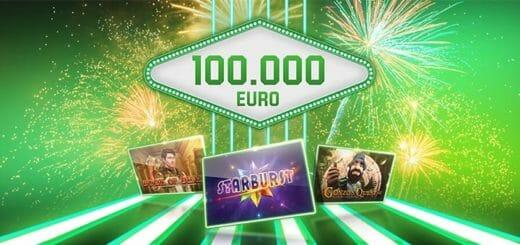 Unibet loosib märtsis aktiivsete mängijate vahel välja 100 000 eurot pärisraha