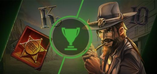 Dead or Alive 2 õnneliku keerutuse turniir Unibet kasiinos