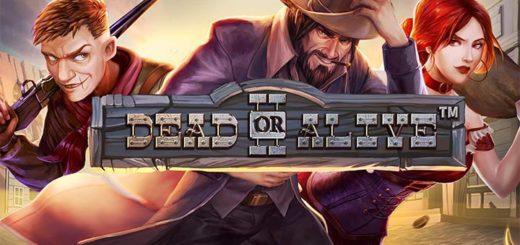 Dead or Alive 2 tasuta spinnid ja €10 000 rahaloos Paf kasiinos