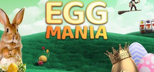 Lihavõtted 2020 Paf'is - Egg Mania pakkumised iga päev