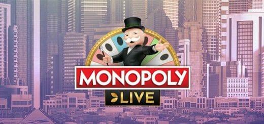 Mängi Unibet live kasiinos Monopoly Live kasiinomängu ja saa kuni €20 tasuta boonusraha