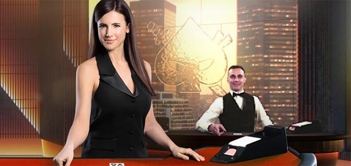 Ninja live kasiino Blackjack - võida päevas kuni €50 lisaraha