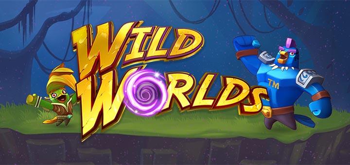 Optibet kasiinos Wild Worlds boonus ja tasuta spinnid
