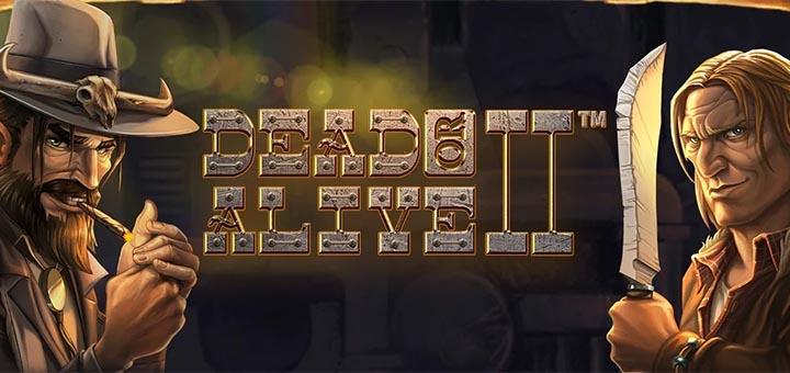 Saa 2019. aasta oodatuimas slotimängus Dead or Alive 2 mängu avaldamise päeval 50 tasuta spinni
