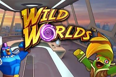 Tasuta kasiinomängud - mängi tasuta slotimängu Wild Worlds
