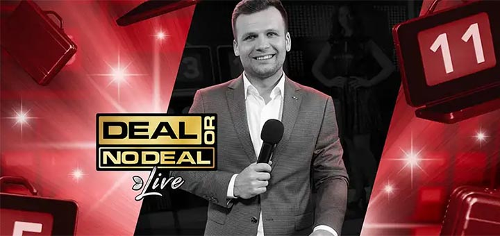Deal or No Deal live kasiino diilirallid Betsafe kasiinos