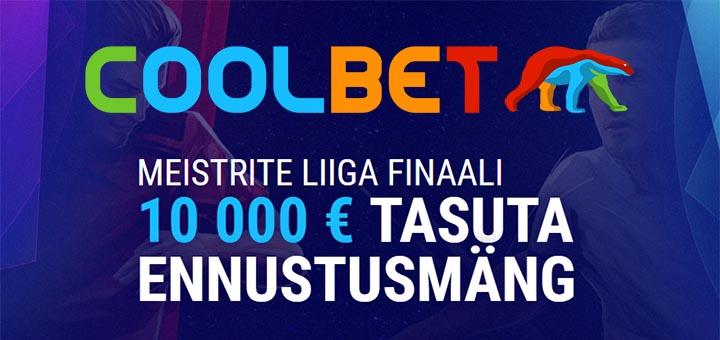Meistrite Liiga Finaal 2019 (Tottenham Hotspur vs FC Liverpool) tasuta ennustusmäng Coolbet'is
