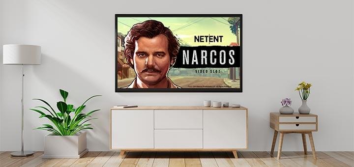 Narcos slotimängu kampaania OlyBet kasiinos - tasuta spinnid ja kodukinosüsteemi loos