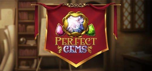 Ninja Casino tasuta spinnide sadu slotimängus Perfect Gems