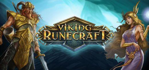 Ninja kasiino jagab juhuslikult välja 1000 tasuta spinni mängus Viking Runecraft