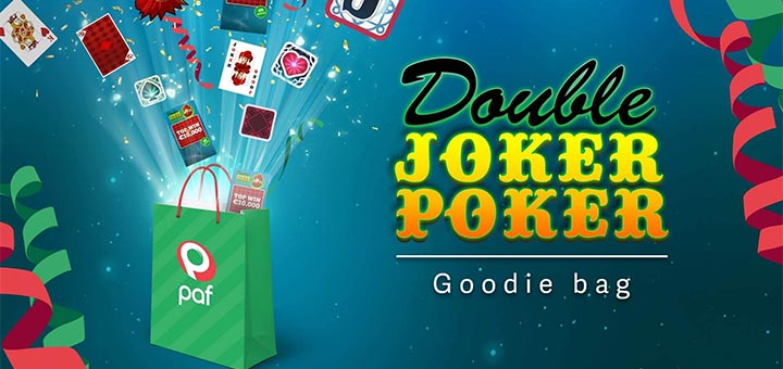 Paf'is ootab kõiki Double Joker Poker kingikott