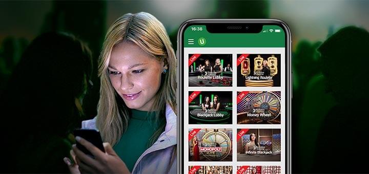 Panusta Unibet live kasiinos ja saad Eurovisioon 2019 panustamiseks €5 riskivaba panuse