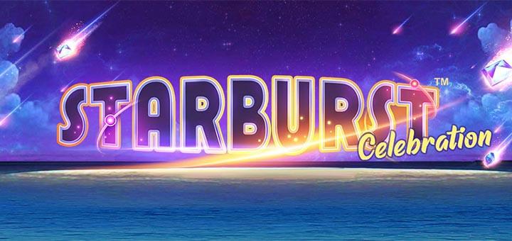 Starburst Celebration Optibet kasiinos - jagamisel 25 000 tasuta pinni