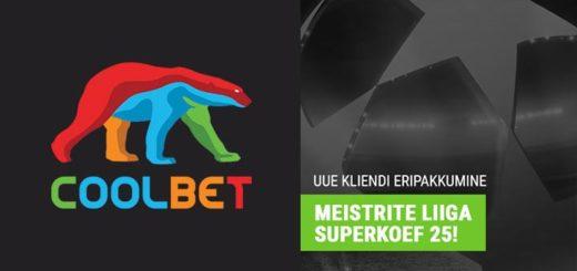 Tottenham jõuab Meistrite Liiga finaali - panusta Coolbet'is superkoefitsiendiga 25.00