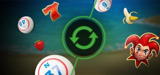 Unibet bingo mängijatele teisipäeval tasuta spinnid minimängus Epic Joker
