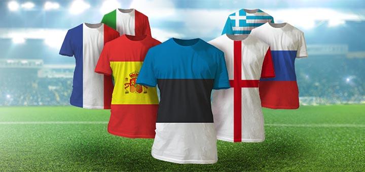EURO2020 valikmängude kvalifikatsioon - panusta Optibet'is ja saad riskivabad panused