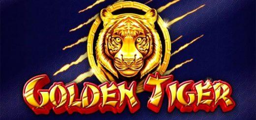 Kingswin kasiinos Golden Tiger slotimängu saabumise puhul boonus ja tasuta spinnid
