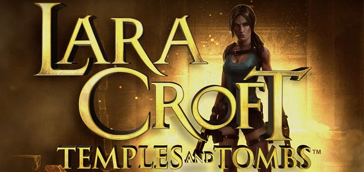 Lara Croft Temples and Tombs slotimängu cashback Coolbet kasiinos